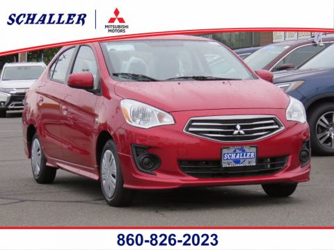 New 2019 Mitsubishi Mirage G4 ES FWD 4dr Car